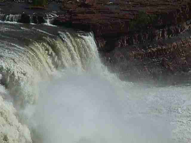 Missouri River Falls