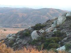 Palomar Mountains